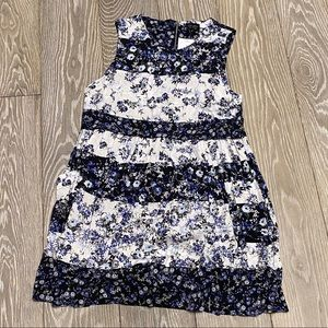 NWT Topshop Fit & Flare Floral Dress